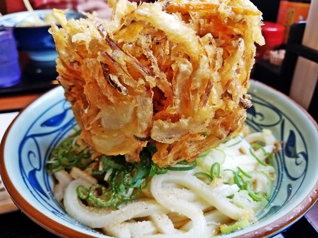 お昼に丸亀製麺2