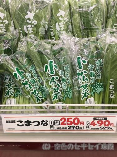 セキセイインコ インコ 野菜 空色のセキセイ 珠霞 小松菜