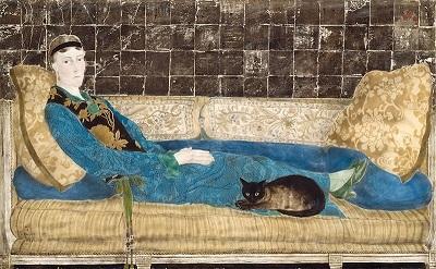 2-エミリー・クレイン=シャボドーンの肖像(日本初出展)