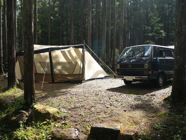 ひるがの高原キャンプ場1