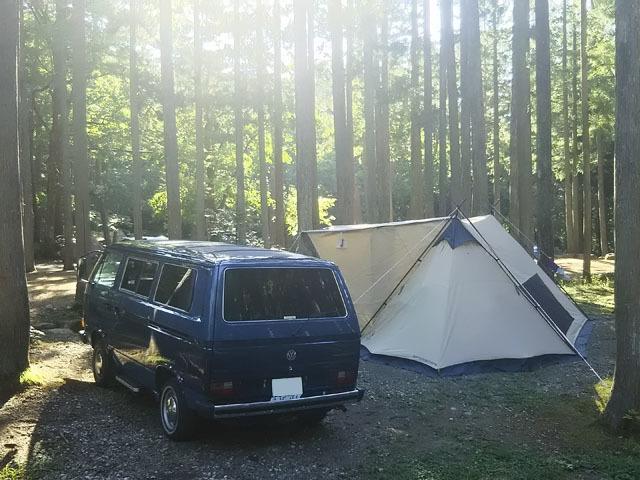 ひるがの高原キャンプ場3