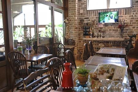 Greenfinger Cafe & Shop◇店内