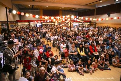 Ninja performance Hall
