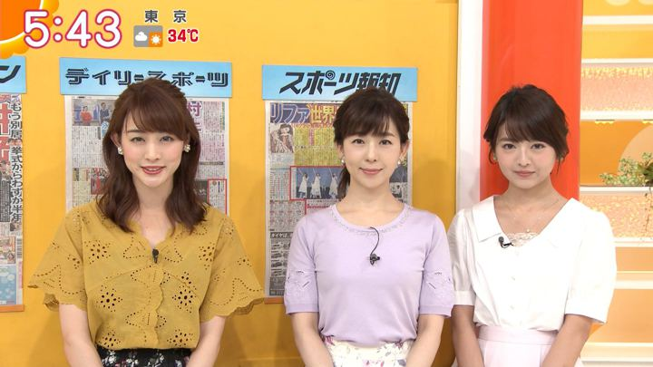 2018年08月14日新井恵理那の画像16枚目