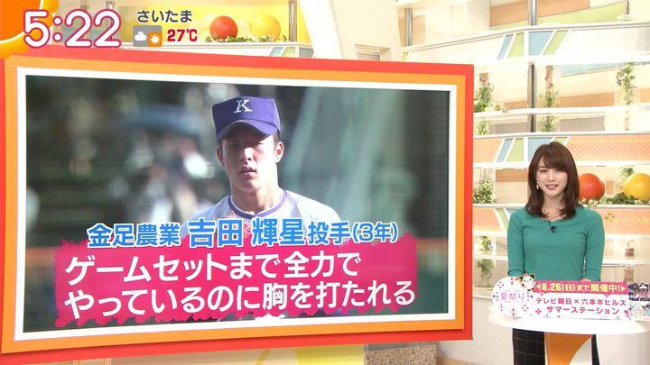2018年08月20日新井恵理那の画像07枚目