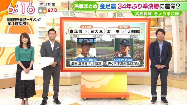 2018年08月20日新井恵理那の画像20枚目