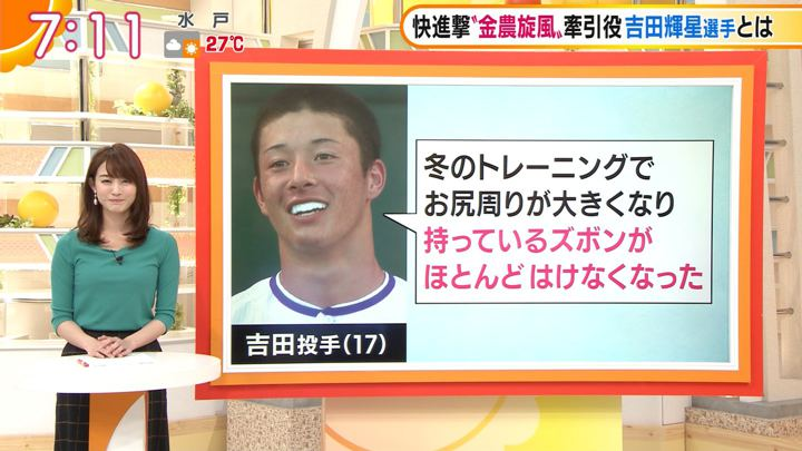2018年08月20日新井恵理那の画像30枚目