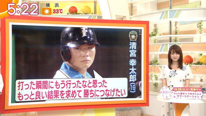 2018年08月22日新井恵理那の画像06枚目