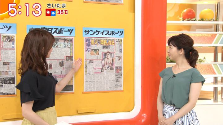 2018年08月23日新井恵理那の画像03枚目