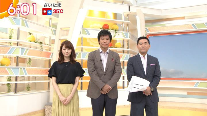 2018年08月23日新井恵理那の画像16枚目