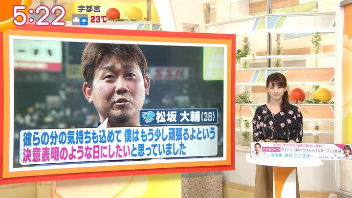 2018年09月14日新井恵理那の画像06枚目