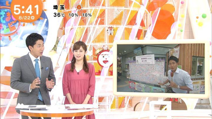 2018年08月22日久慈暁子の画像02枚目