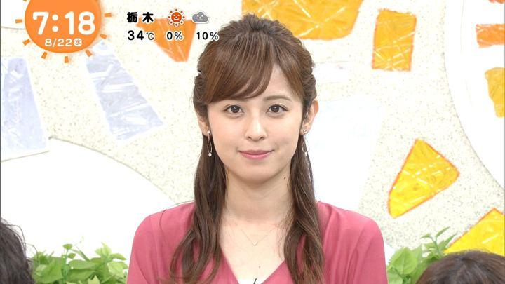 2018年08月22日久慈暁子の画像14枚目