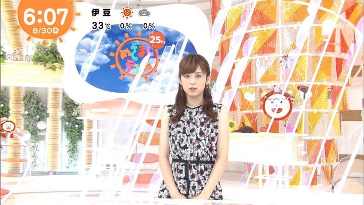 2018年08月30日久慈暁子の画像10枚目