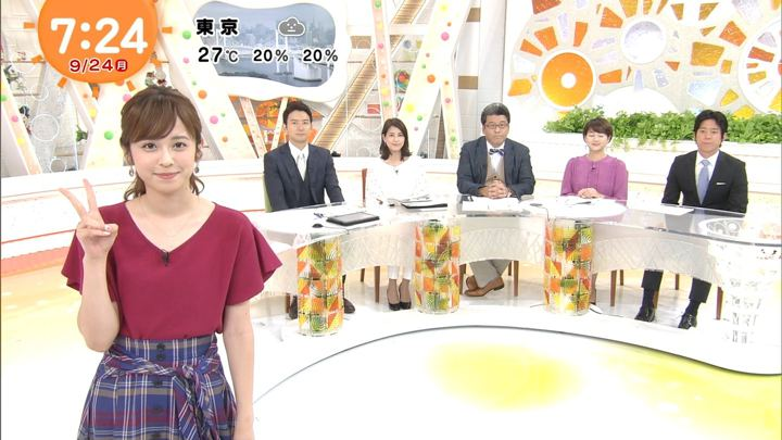 2018年09月24日久慈暁子の画像19枚目