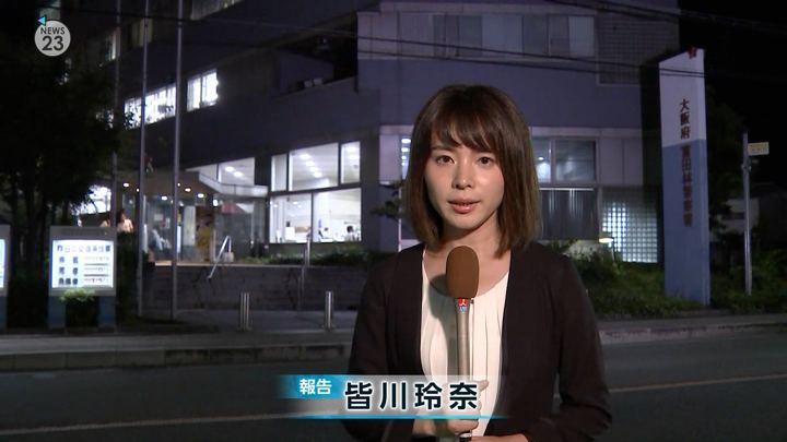 2018年08月13日皆川玲奈の画像05枚目