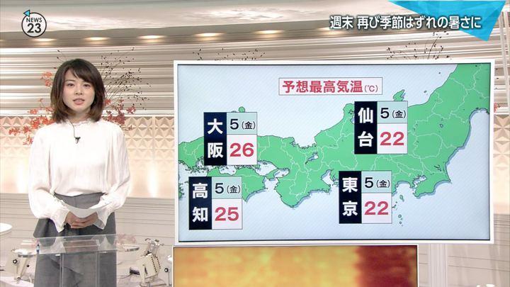 2018年10月04日皆川玲奈の画像10枚目