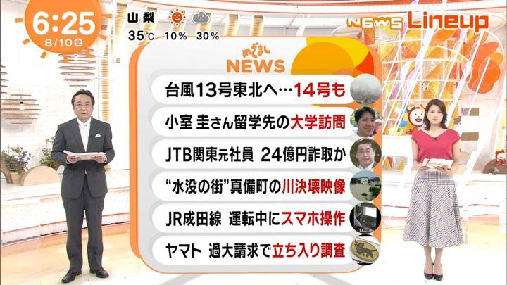 2018年08月10日永島優美の画像06枚目