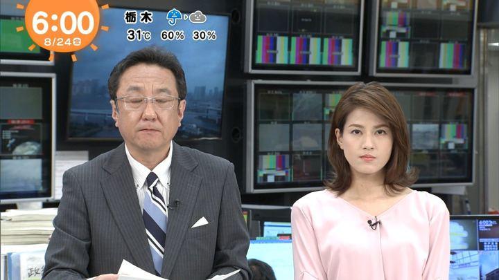2018年08月24日永島優美の画像06枚目