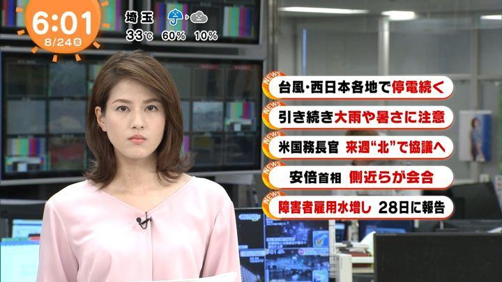 2018年08月24日永島優美の画像07枚目