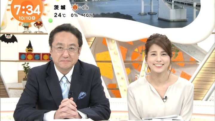 2018年10月10日永島優美の画像17枚目