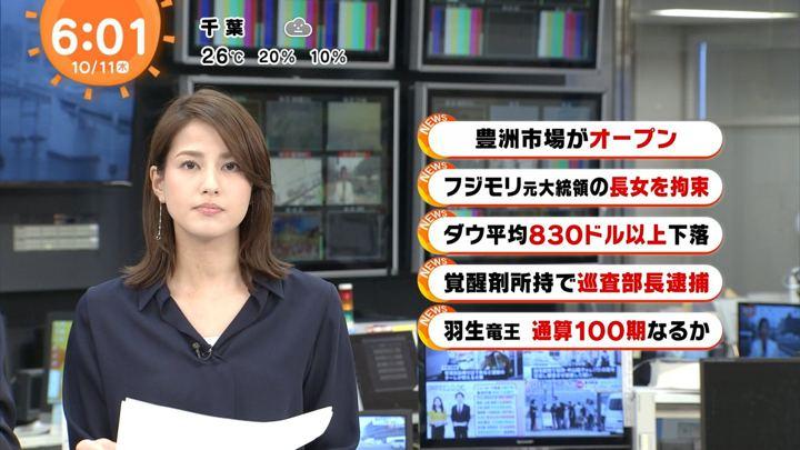 2018年10月11日永島優美の画像07枚目