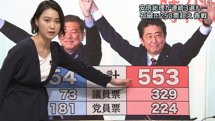 2018年09月20日小川彩佳の画像05枚目