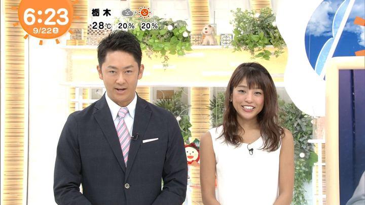 岡副麻希 めざましどようび (2018年09月22日放送 14枚)