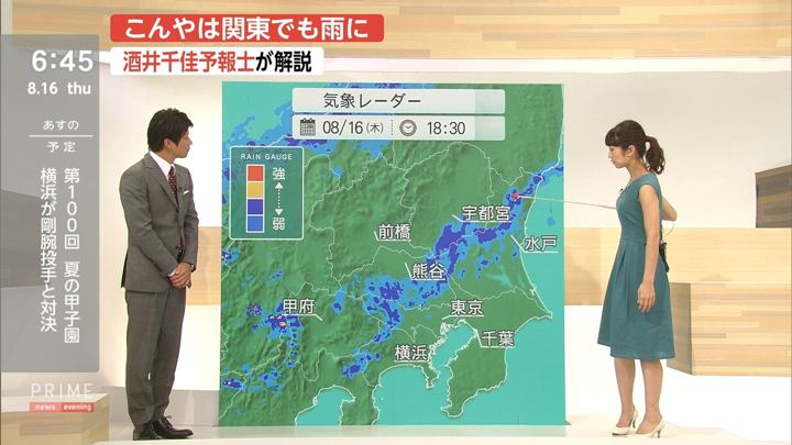 2018年08月16日酒井千佳の画像05枚目