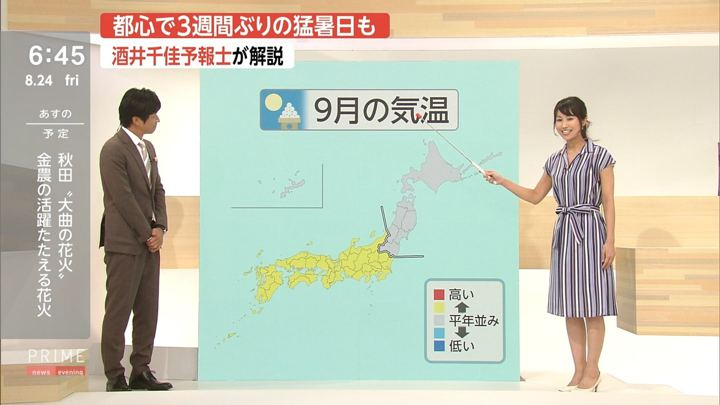 2018年08月24日酒井千佳の画像11枚目