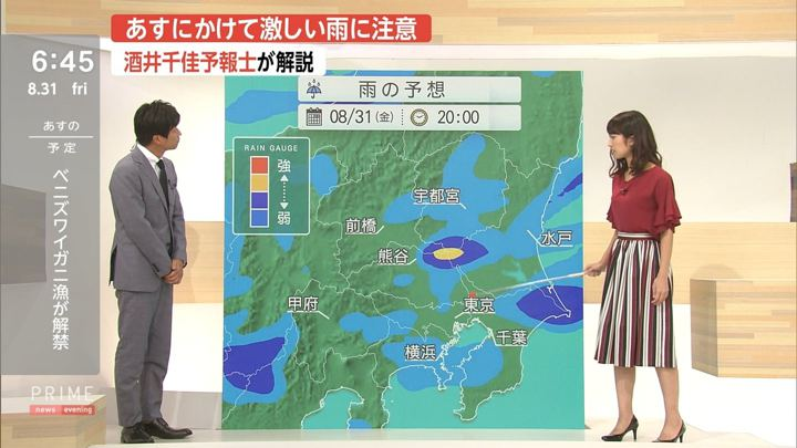 2018年08月31日酒井千佳の画像06枚目