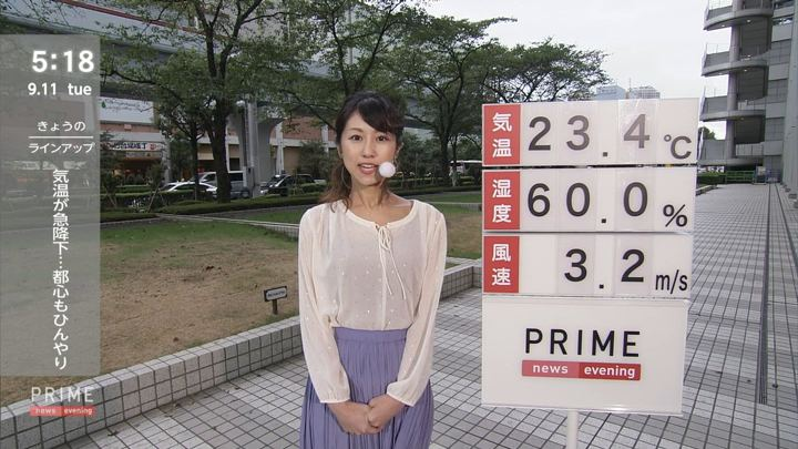 2018年09月11日酒井千佳の画像01枚目