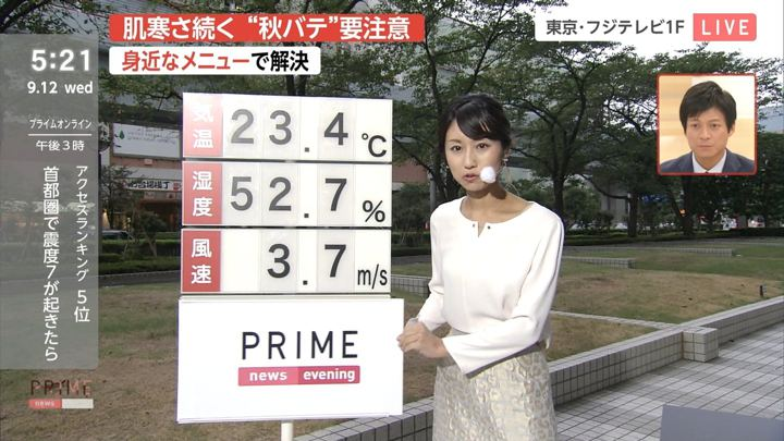 2018年09月12日酒井千佳の画像03枚目