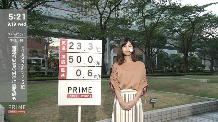 2018年09月19日酒井千佳の画像01枚目