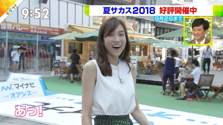 2018年08月10日笹川友里の画像16枚目