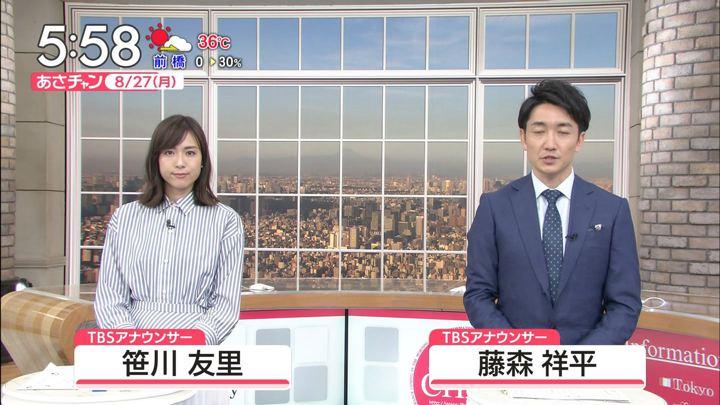 2018年08月27日笹川友里の画像05枚目
