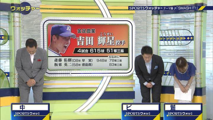 2018年08月18日鷲見玲奈の画像02枚目