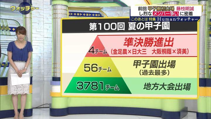 2018年08月18日鷲見玲奈の画像04枚目