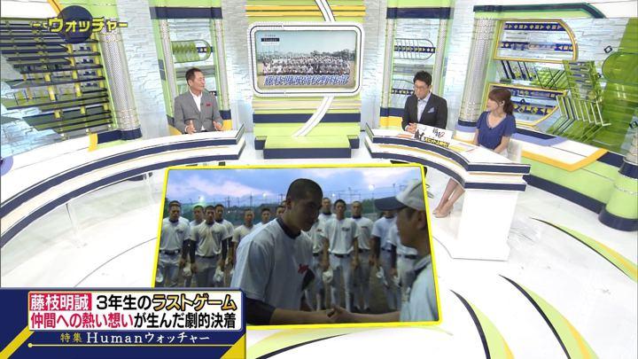2018年08月18日鷲見玲奈の画像14枚目