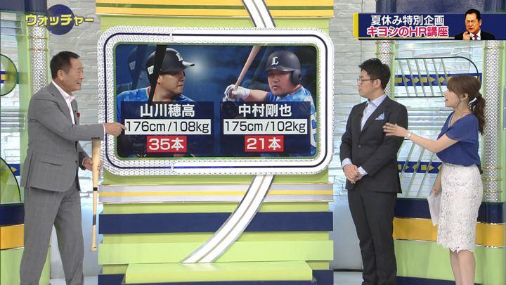 2018年08月18日鷲見玲奈の画像20枚目