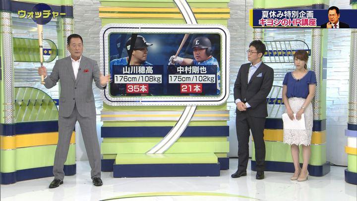 2018年08月18日鷲見玲奈の画像21枚目