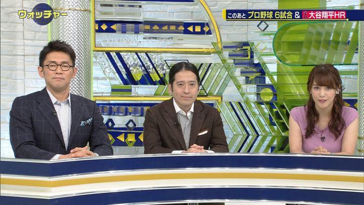2018年09月08日鷲見玲奈の画像11枚目