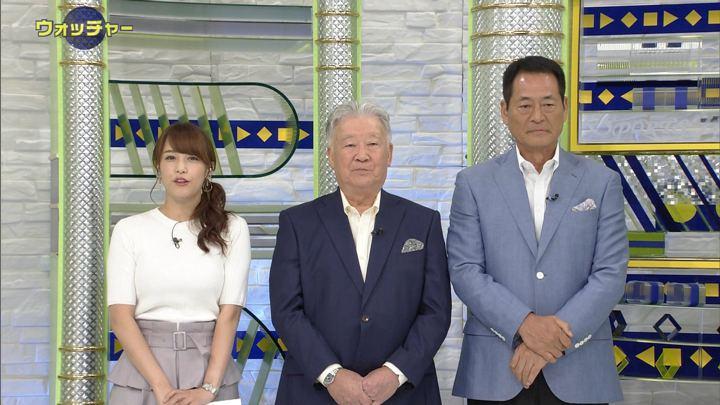 2018年09月15日鷲見玲奈の画像10枚目