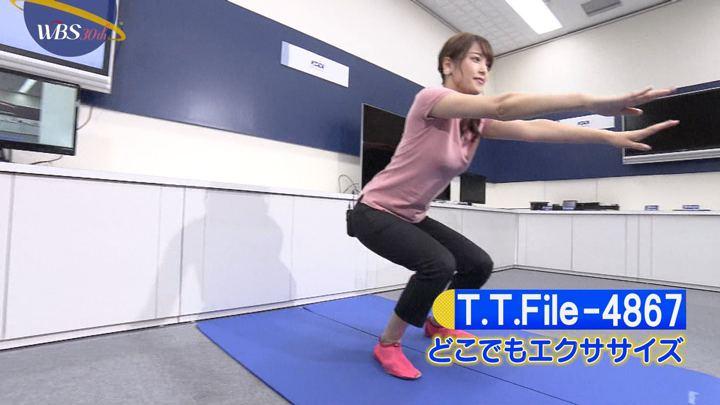 2018年10月09日鷲見玲奈の画像24枚目