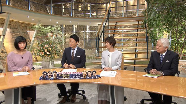 2018年10月03日竹内由恵の画像20枚目