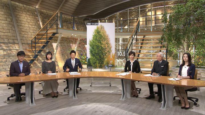 2018年10月09日竹内由恵の画像01枚目