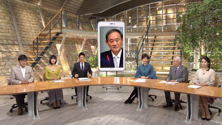 2018年10月10日竹内由恵の画像01枚目
