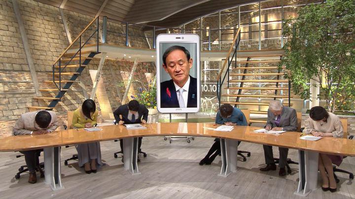 2018年10月10日竹内由恵の画像02枚目