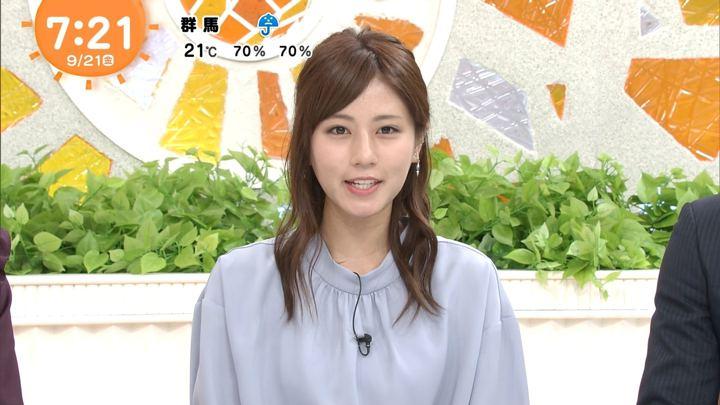 堤礼実 めざましテレビ (2018年09月21日放送 24枚)