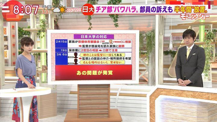 2018年08月10日宇賀なつみの画像04枚目